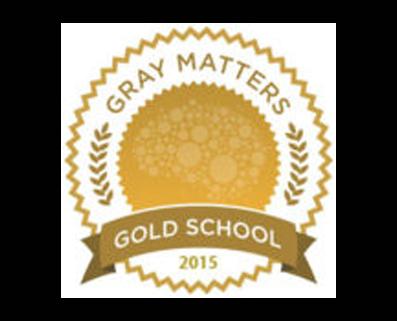 GRAY MATTERS AWARD (2015-16) TO HSR LAYOUT